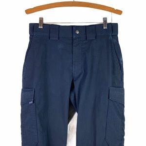 5.11 Tactical Black Cargo Pants Size 30